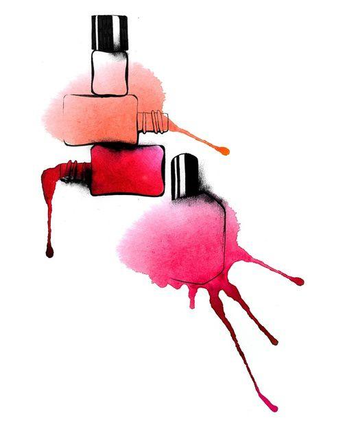 Spilled Nail Polish Cake: 35 Best Bottle Art Images On Pinterest