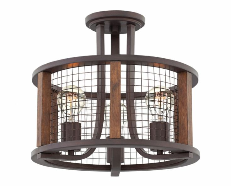54 best interior ceilingsurface mounted images on pinterest hinkley lighting carries many iron rust beckett interior ceiling mount light fixtures that can be used to enhance the appearance and lighting of any home aloadofball Image collections