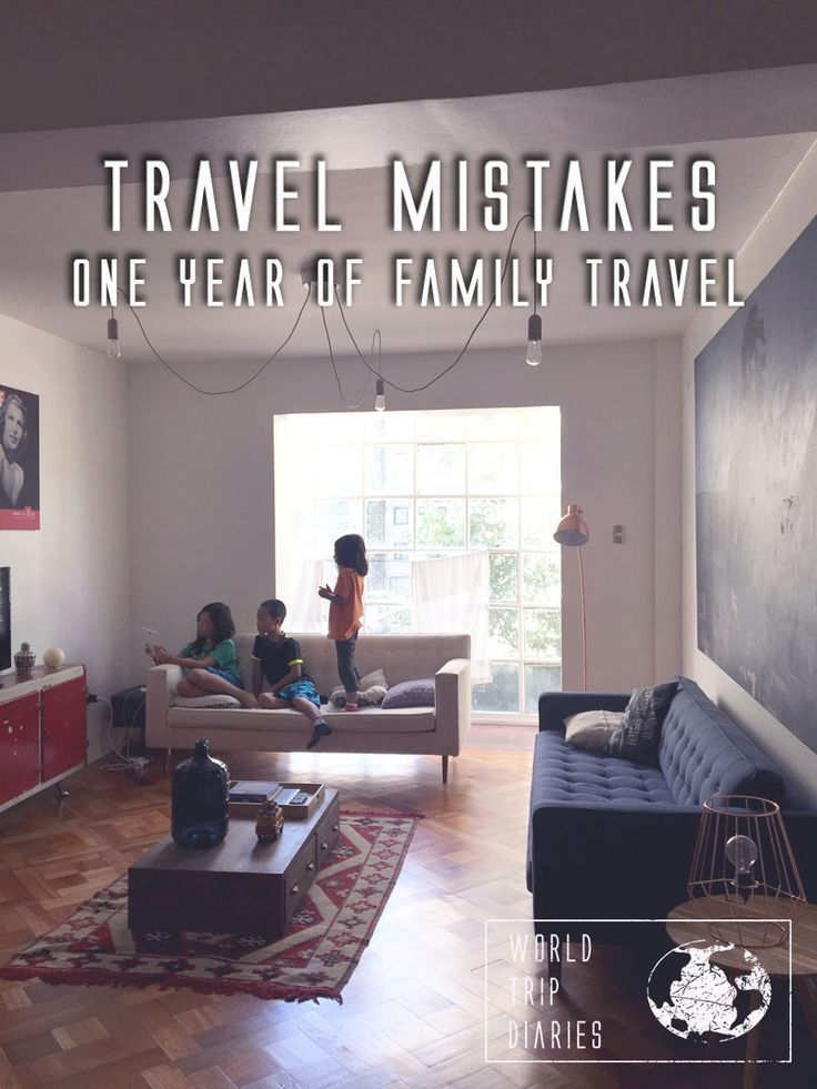 We've been travelling full-time for over a year now. Check our worst mistakes here and avoid them!