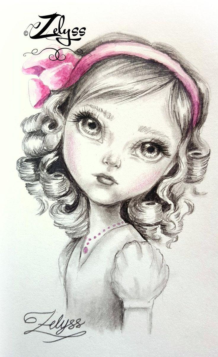 Image of ZELYSS originals: 'Maribel (mini 18)'