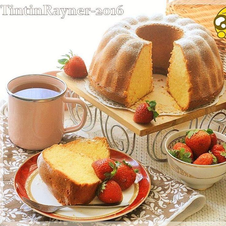Cake Tape Keju Tintinrayner Resep Cake Cooking And Baking Asian Desserts