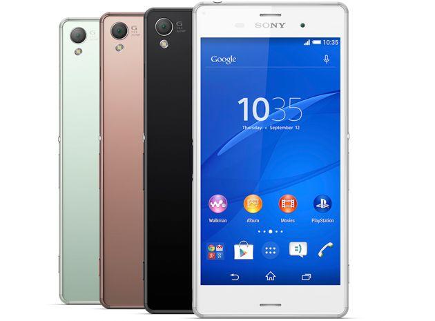 Sony Experia Z3 Smartphone Yang Anti Air #Kapanajahcom #SmartPhone #SonyExperia #Z3