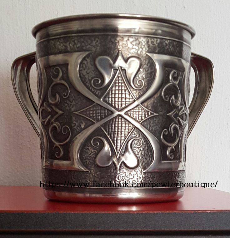 Jewish Wasen Cup, commissioned gift.