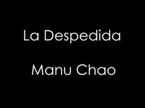 Manu Chao La despedida