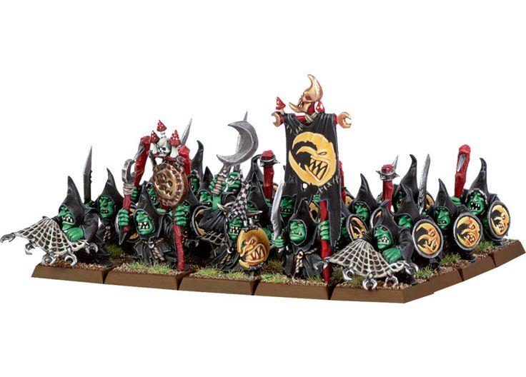 night goblins warhammer - Поиск в Google