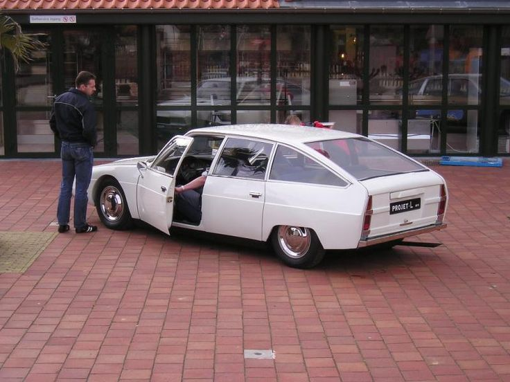 Citroën CX Prototype, Projet L  | ☛ ۞ 2´ ZAZ KOMM  https://de.pinterest.com/haraldjaufer/cars-cars-cars/