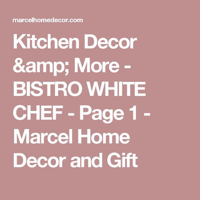 1000+ Ideas About Bistro Kitchen Decor On Pinterest