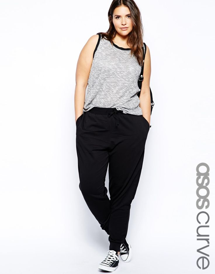 Image 1 of ASOS CURVE Sweat Pant