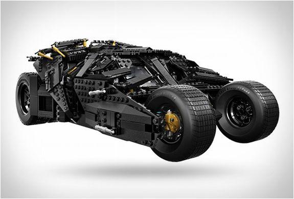Lego Tumbler Batmobile