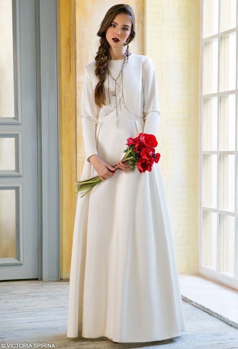 Stunning Lorem Blue wedding dress with sleeves wedding dress Long sleeves bridesmaid dress boho wedding dress
