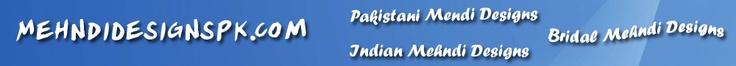 Mehndi Designs - Bridal Mehendi Designs - Beautiful Pakistani & Indian Henna Designs