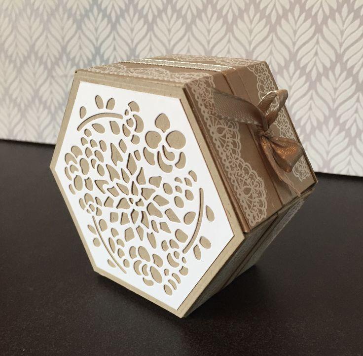Geschenkbox für kleine Kärtchen