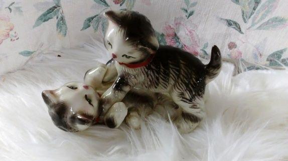 2 lekne søte katter