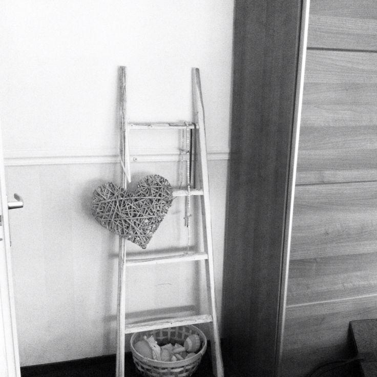 Houten trapje houten trapje pinterest - Tijdschrift interieur decoratie ...