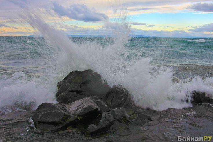 Фото Красота и мощь Байкала — Байкал