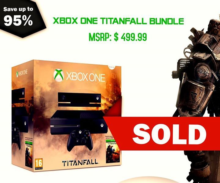 Congratulations to godfather 79 for participating and #winning #Xbox One #Titanfall Bundle worth $ 499.99 at $ 17.88! Register today to participate and #Bid on live #auctions:  https://ca.nutbid.com/  Penny Auctions - Penny auction site for laptop, iPhones