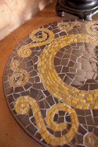 Creative Company   Mosaics decorative ideas – Lazy Susan