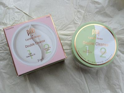 PIXI x Caroline Hirons Double Cleanse | Beauty Notes by Athina