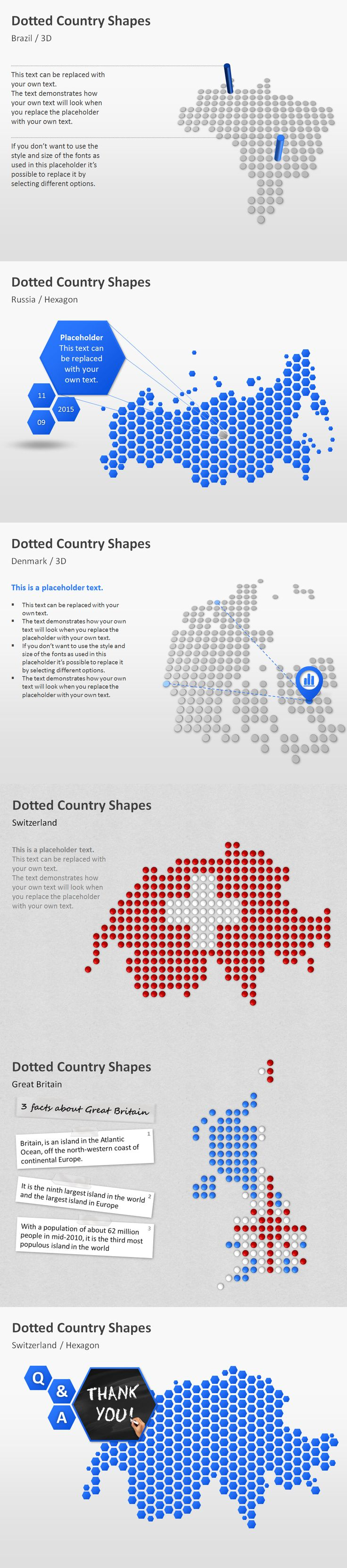 56 best maps powerpoint templates images on pinterest cards dotted powerpoint world maps be the first with a truly stunning business presentation alramifo Choice Image