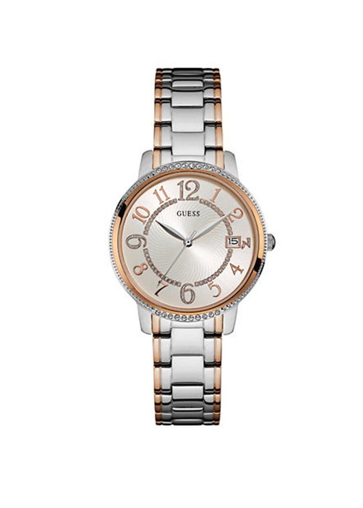 Guess Pave Watch