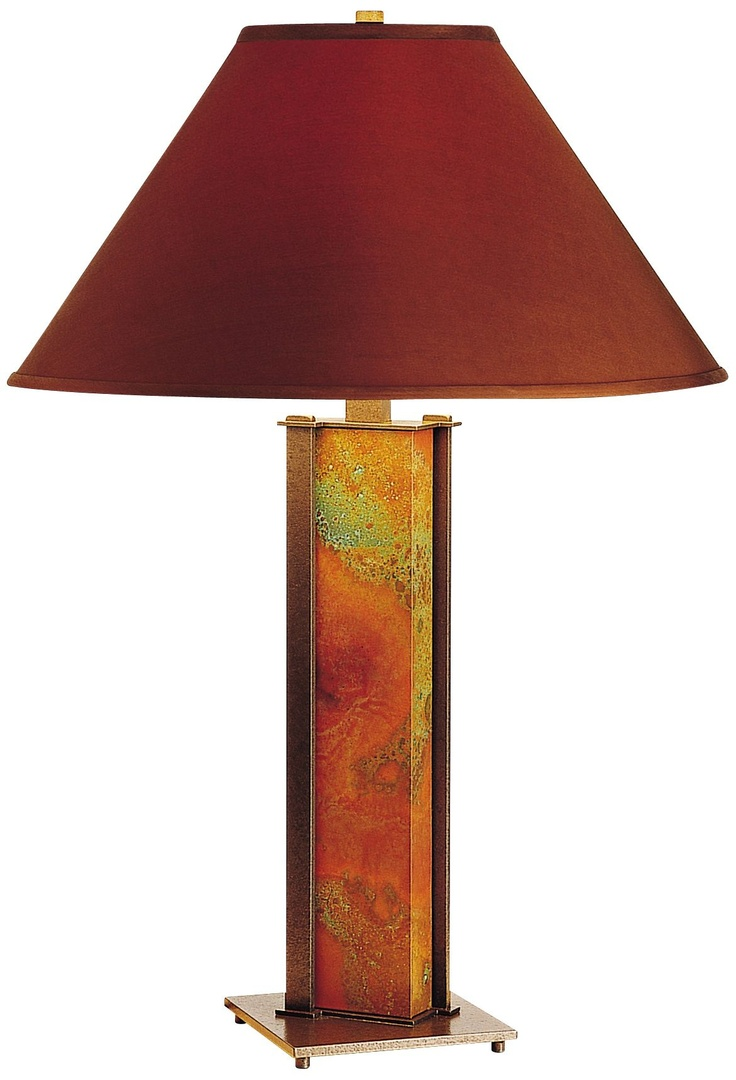 Hubbardton forge sierra patina copper table lamp hubbardton forge sierra patina copper table lamp eurostylelighting copper copper copper pinterest aloadofball Images