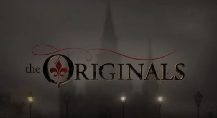 The Originals: Check Out The Vampire Diaries' Spin-Off's Logo