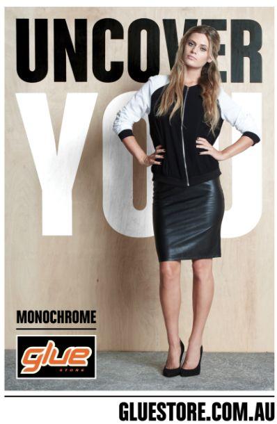 #Uncover your fashion future with #GlueStore  #advertising #GlueStore #bondiadvertising