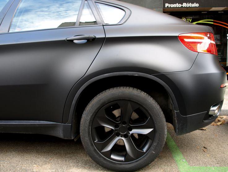 Pin De Pronto Rotulo En Bmw X6 Integral De Verde A Negro