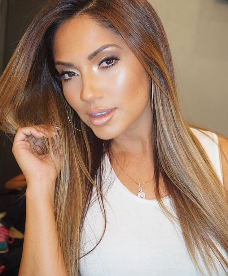 113 best images about ombre hair balayage chatain clair ou blond on pinterest beforeandafter - Ombre hair chatain ...