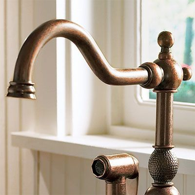 All About Kitchen Faucets