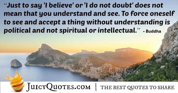 Buddha Quote - 116