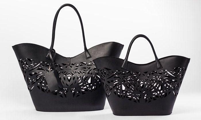 Denisa Adolfová navrhuje kabelky ve stylu art deco