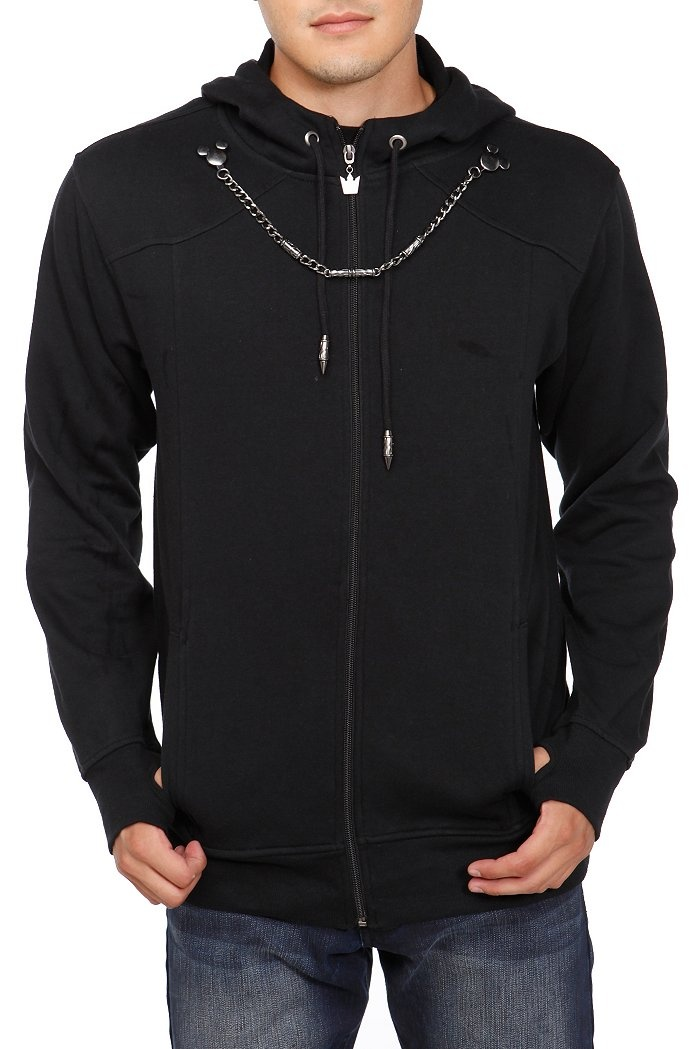 Kingdom Hearts Org.XIII Hoodie at Hot Topic!