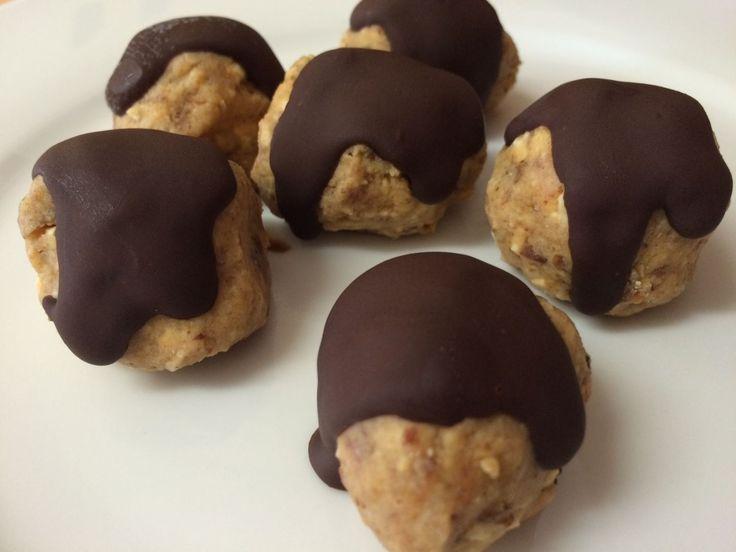 Yasman's Caramel Nutty Balls