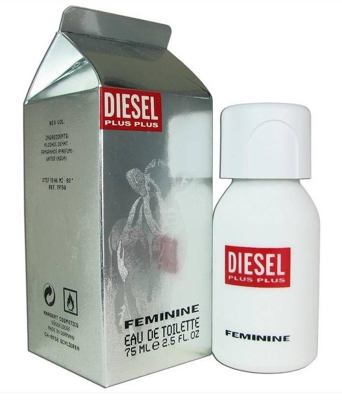 Diesel Diesel Plus Plus Feminine eau de toilette 75 ml