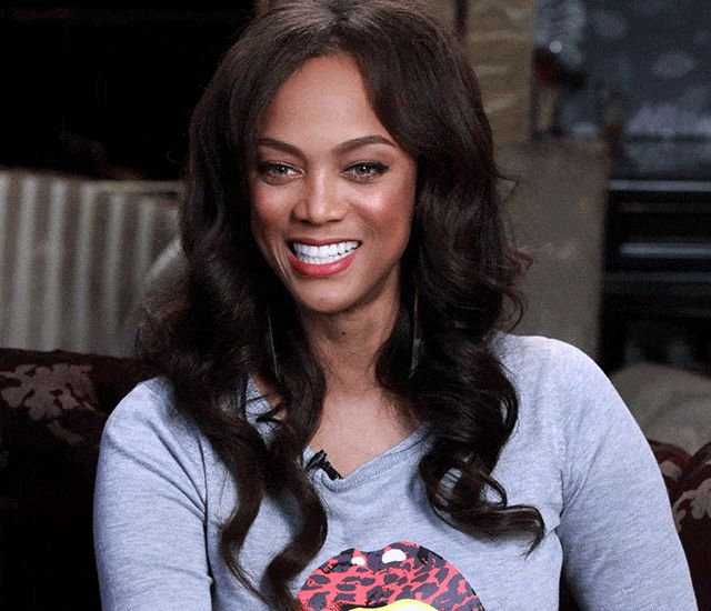 Tyra Banks on loving yourself - CosmopolitanUK