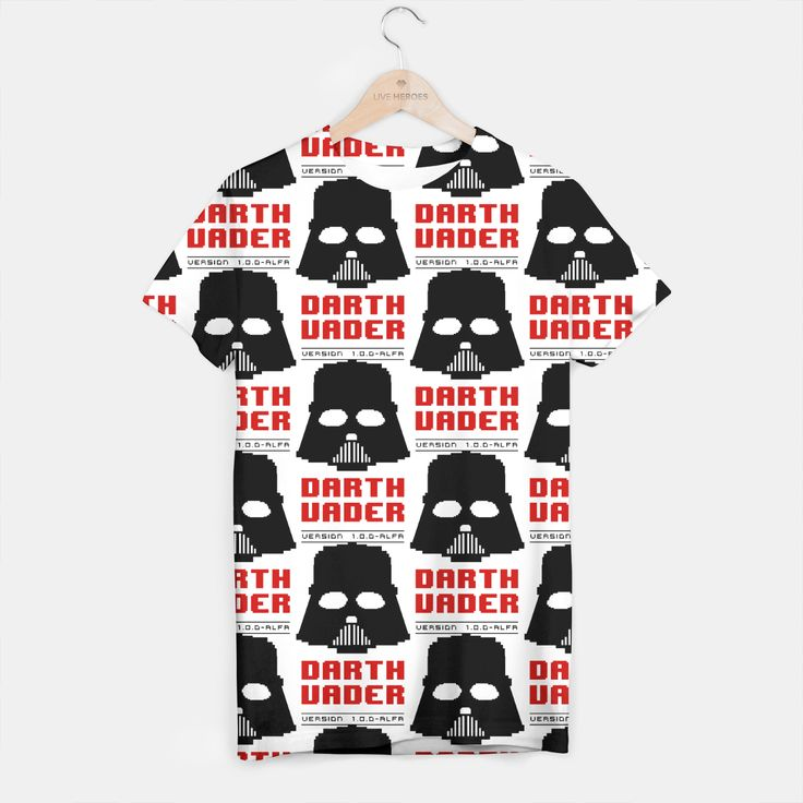 8-bit Vader by FuKu by Sylwia Borkowska 29.95€