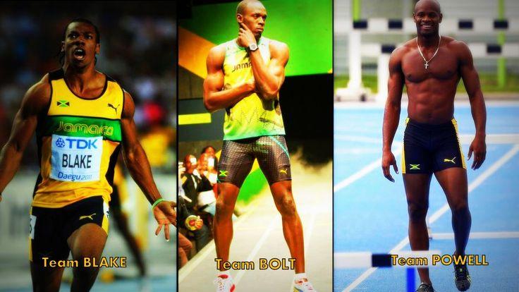 Jamaican runner