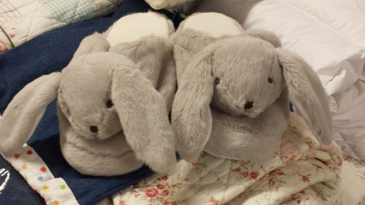 Just the place for those little feet. Rabbit slippers only @ The Store Room Gorey.  Price € 15.00  Size: Medium