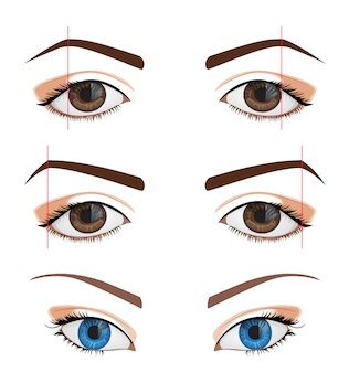18 best downturned eyes make up images on pinterest eyes makeup eyebrow rules for downturned eyes and upturned eyes ccuart Gallery