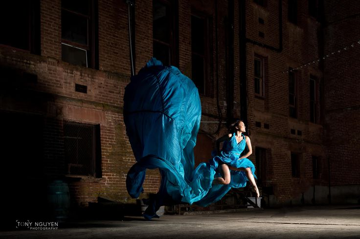 Tony Nguyen Photography, Parachute Dress, Alice Andrews Designs