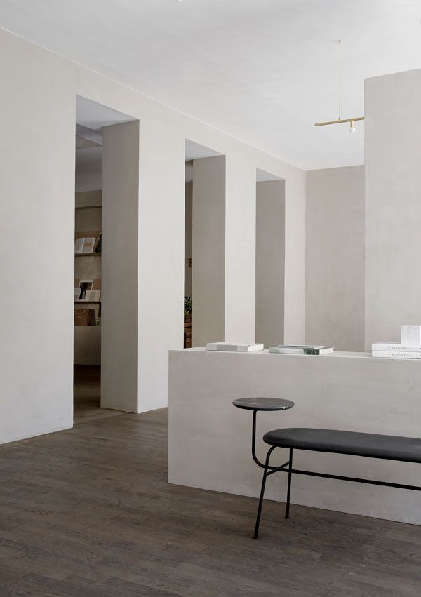 Kinfolk Gallery - architecture - NORM.ARCHITECTS