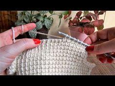 Tuniski bod, rukavice (Tunisian Crochet, Gloves) - Pletenje 39 - YouRepeat