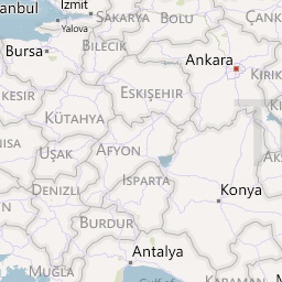 Bursa, Turkey  Home of our former foreign exchange student.