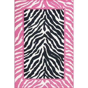 87 best zebra print for girls bedroom images on pinterest for Zebra room decor walmart