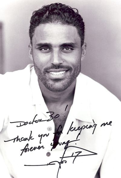 Rick Fox (born Ulrich Alexander Fox), Canadian TV actor and retired NBA basketball player. Description from pinterest.com. I searched for this on bing.com/images