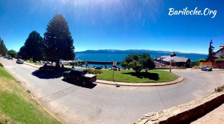 Ahora! Tarde soleada en #Bariloche. La temperatura actual es de 26° y no sopla viento. Clima ideal Bariloche.Org