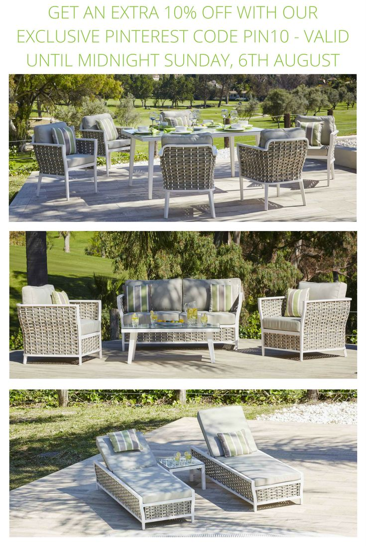 Best Rattan Garden Furniture Ideas On Pinterest Garden Fairy