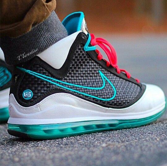 """Nike Air Max LeBron 7 """"Red Carpet"""""""