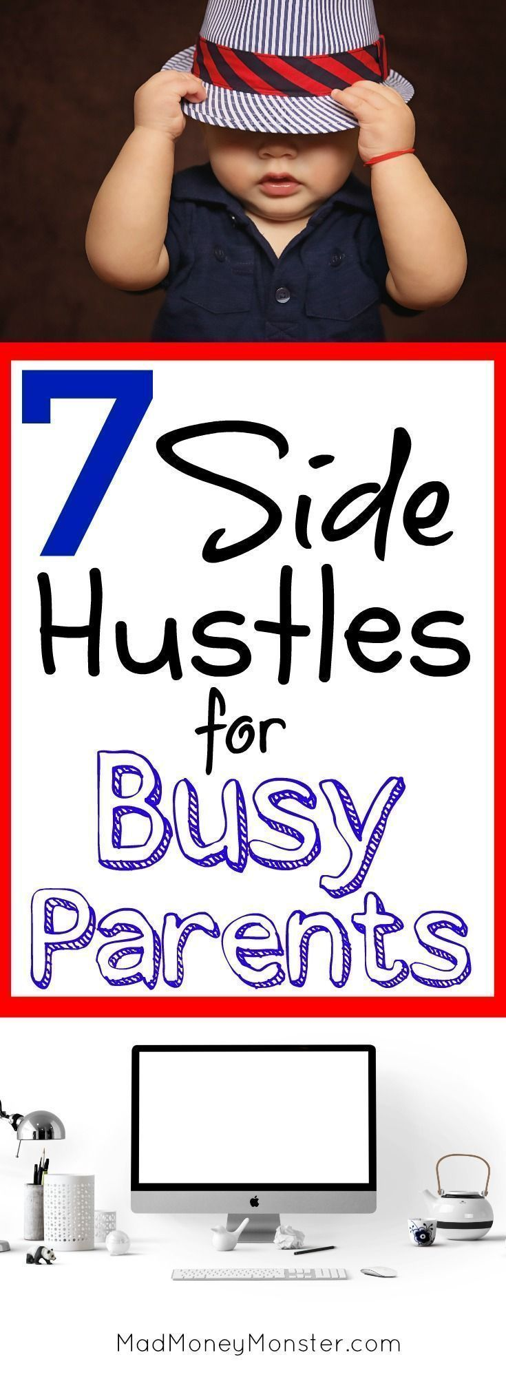 7 Quick Side Hustles Busy Parents Can Start This Weekend – Make Money Today
